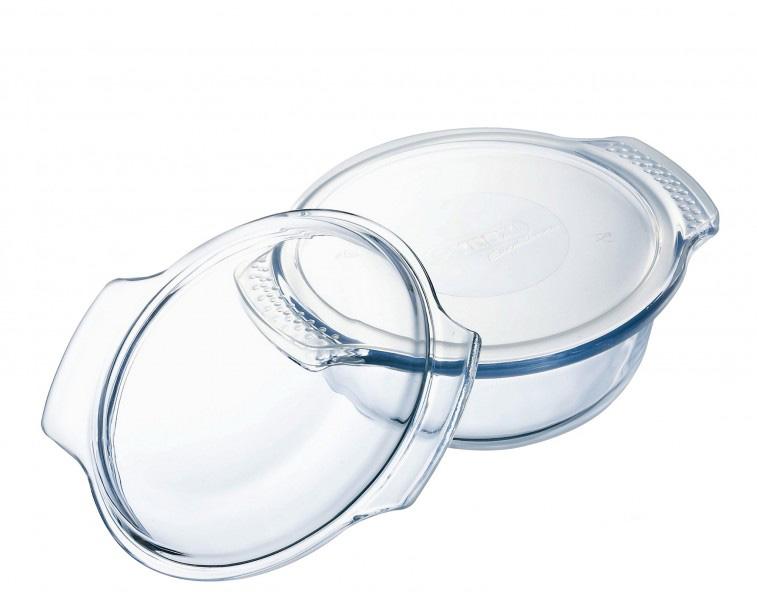 Кастрюля круглая 2.5л Pyrex Smart Cooking 112A000