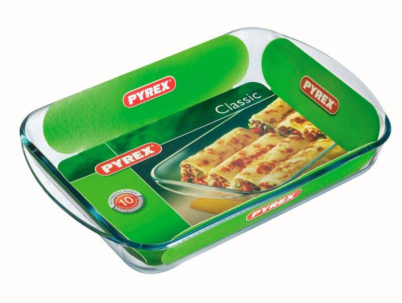 Блюдо прямоугольное 35x23см Pyrex Smart Cooking 234B000/5046