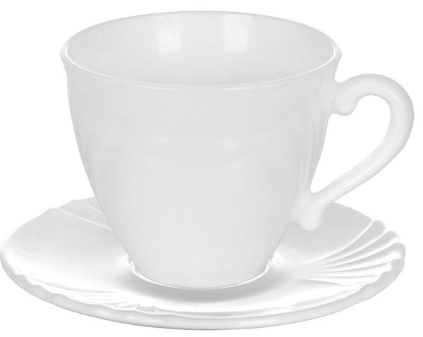 Чайный сервиз 220мл Luminarc Cadix 38649 (37784)