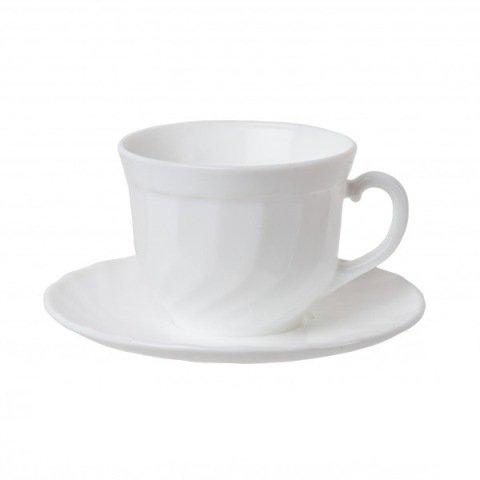 Чайный сервиз 280мл Luminarc Trianon 67530