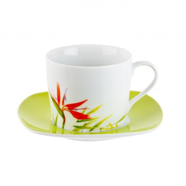 Чайный сервиз 250мл Domenik Bamboo DM9033