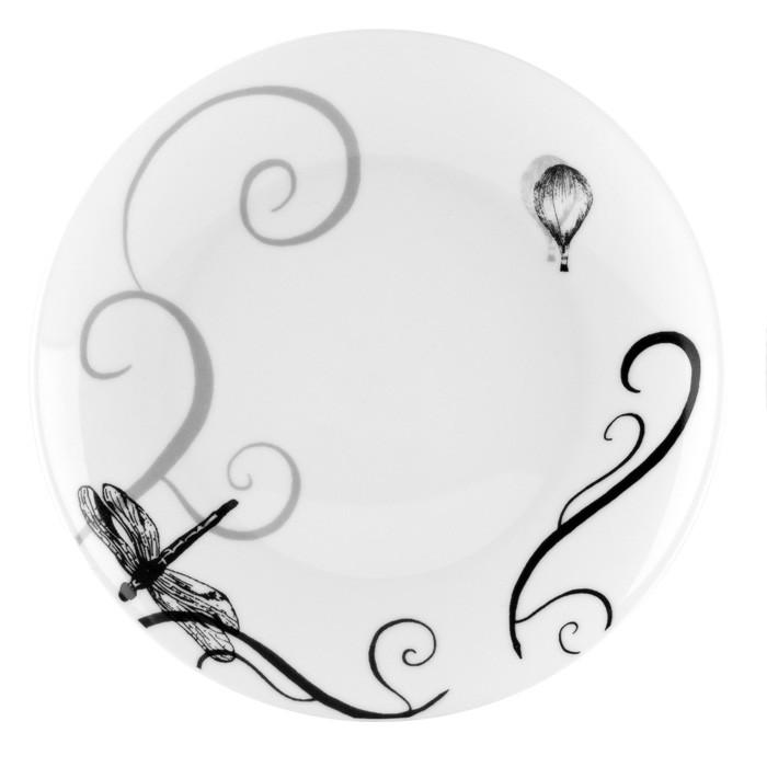 Набор десертных тарелок 6шт Domenik Once Upon A Time DM9264