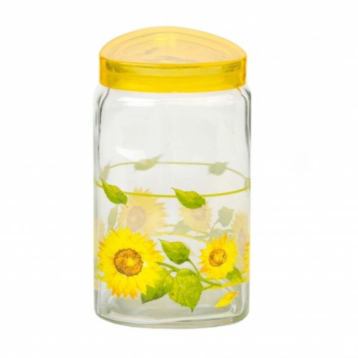 Банка 1.5 л Domenik Sunflower DM9956
