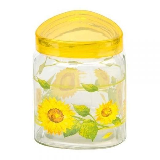 Банка 0.6 л Domenik Sunflower DM9958