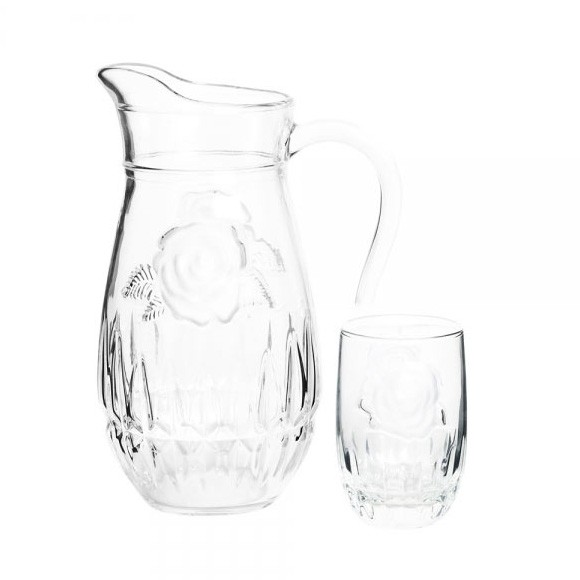 Набор питьевой Luminarc Structre Rose G5129