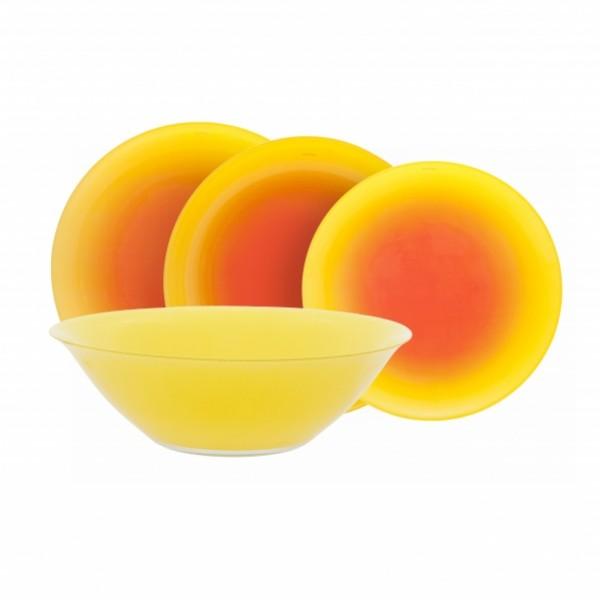 Столовый сервиз 19 пр. Luminarc Lemon Fizz G9572