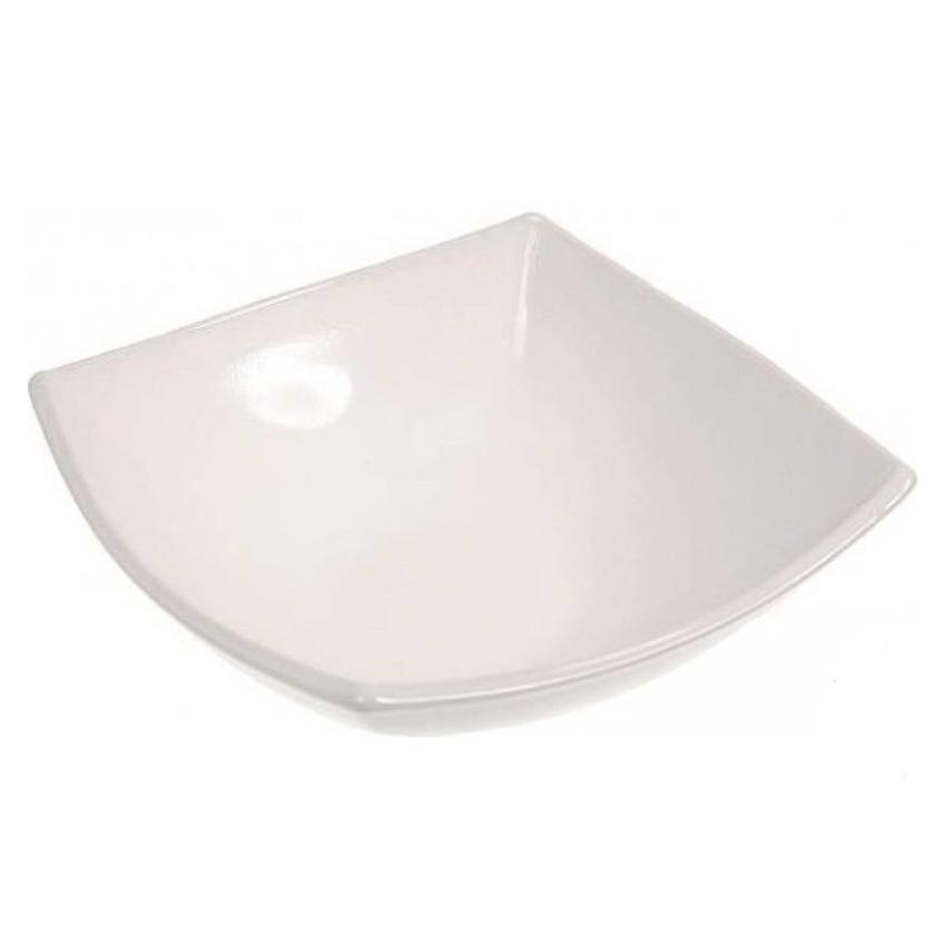 Набор салатников 16см 6шт Luminarc Quadrato White H4743