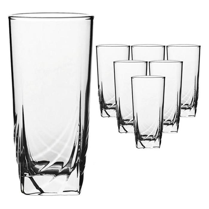 Набор стаканов 330мл 6шт Luminarc Ascot H9813