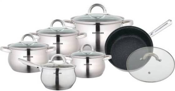 Набор посуды из 12 пр. Hoffmann HM-5222