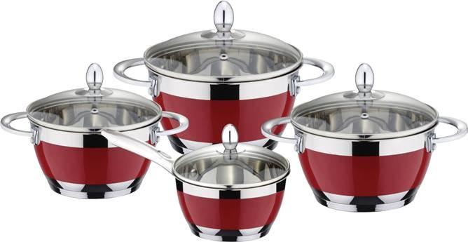 Набор посуды из 8 пр. Hoffmann HM-5843