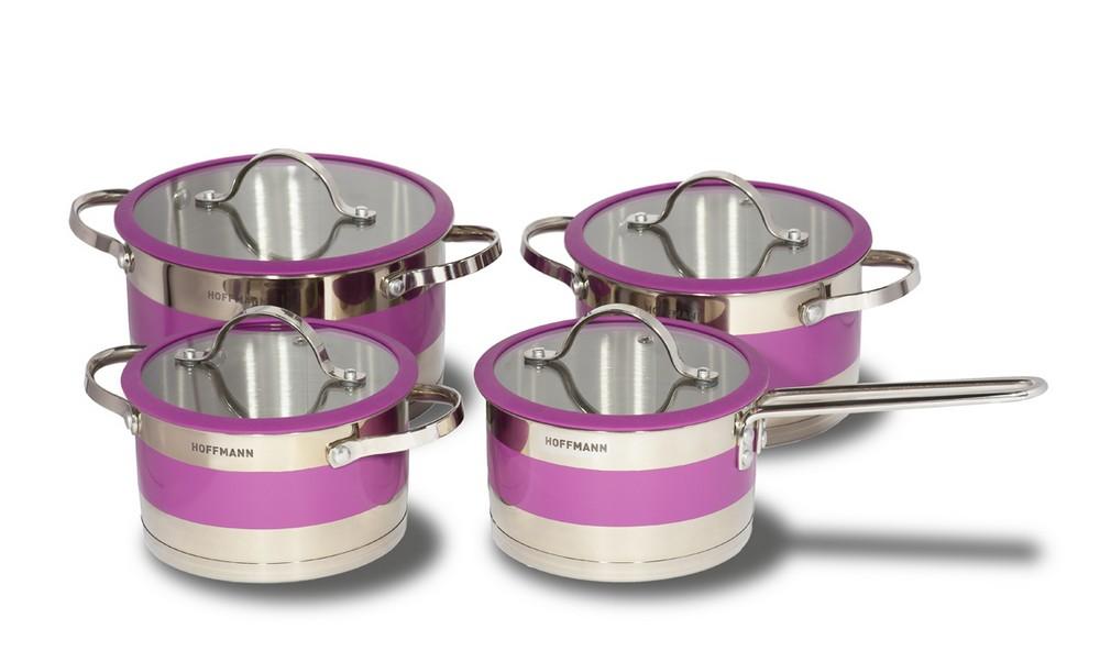 Набор посуды из 8 пр. Hoffmann HM-999