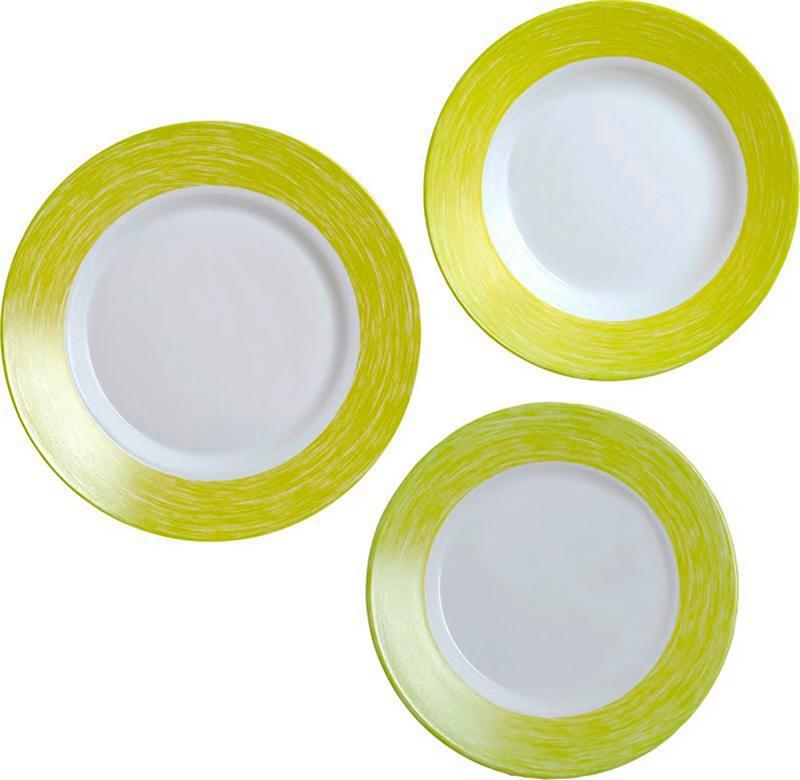 Столовый сервиз 18 пр. Luminarc Color Days Green L1501