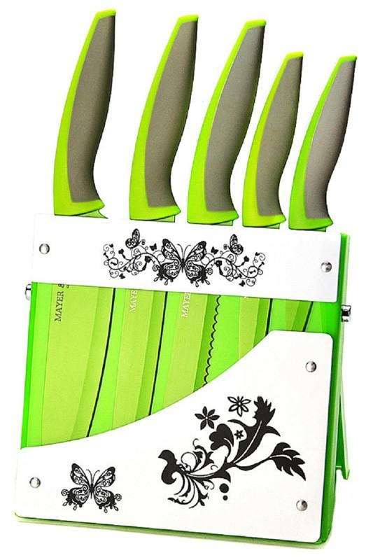 Набор кухонных ножей Mayer&Boch MB-21633
