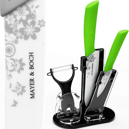 Набор кухонных ножей Mayer&Boch MB-21858-3