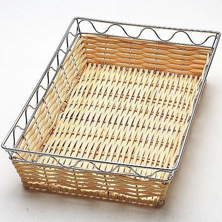 Корзина для хлеба и фруктов 29x19см Mayer&Boch MB-22333