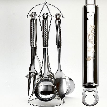 Набор кухонных принадлежностей 7пр Mayer&Boch MB-22453