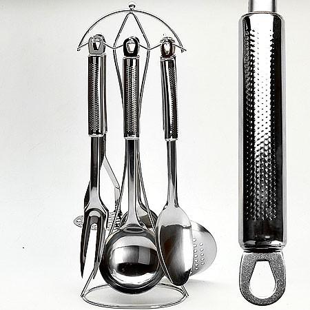 Набор кухонных принадлежностей 7пр Mayer&Boch MB-22455