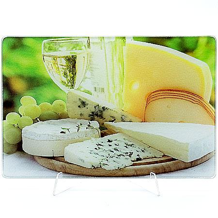Доска разделочная 30x20см Сыр Mayer&Boch MB-23301-2