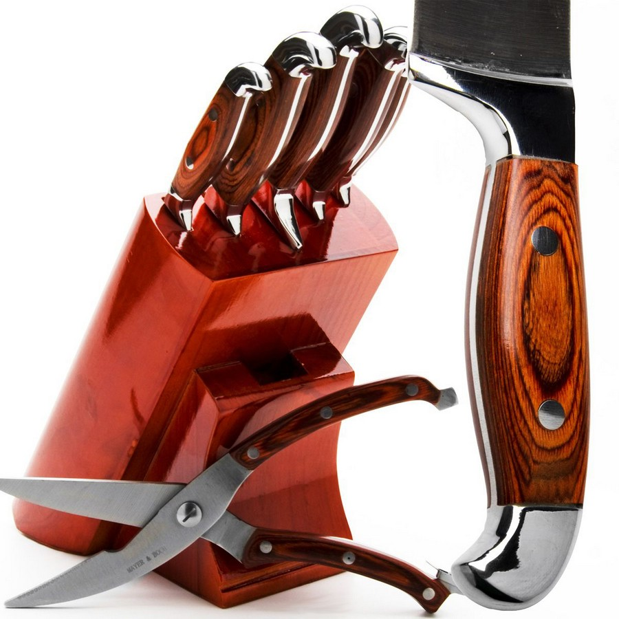 Набор кухонных ножей Mayer&Boch MB-23624