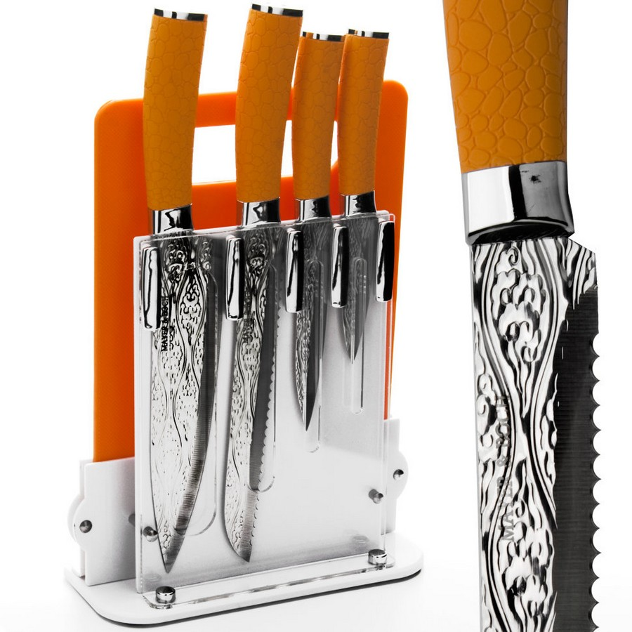 Набор кухонных ножей Mayer&Boch MB-24137