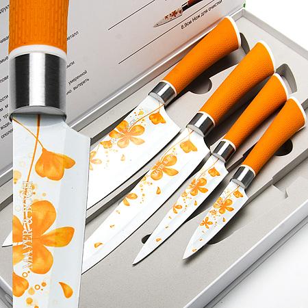 Набор кухонных ножей Mayer&Boch MB-24144