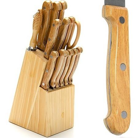 Набор кухонных ножей Mayer&Boch MB-24252