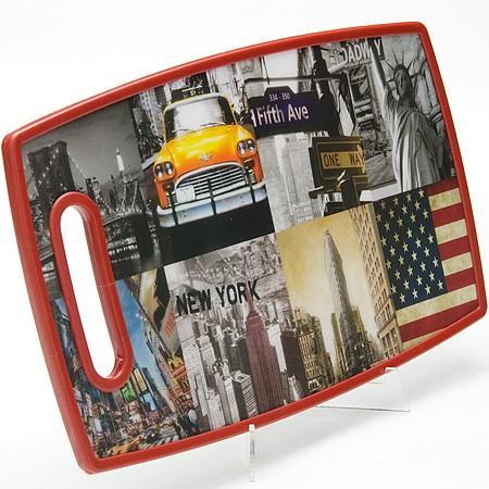 Доска разделочная New York 37x23см Mayer&Boch MB-24762