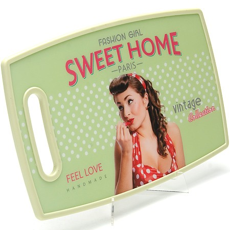 Доска разделочная Sweet Home 37x23см Mayer&Boch MB-24763