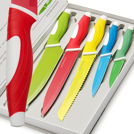Набор кухонных ножей Mayer&Boch MB-24889