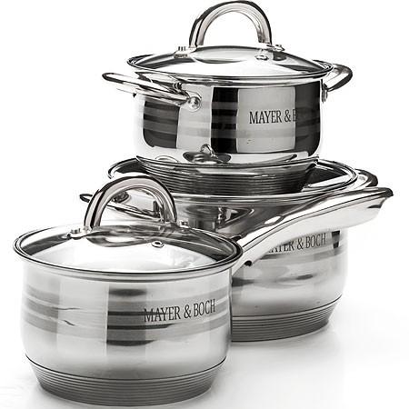Набор посуды 6пр Mayer&Boch MB-25667