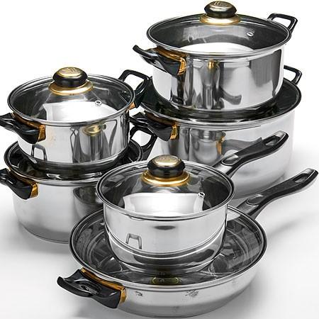 Набор посуды 12пр Mayer&Boch MB-25748