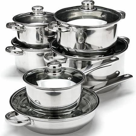 Набор посуды 12пр Mayer&Boch MB-25749