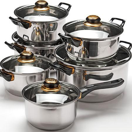 Набор посуды 12пр Mayer&Boch MB-25750