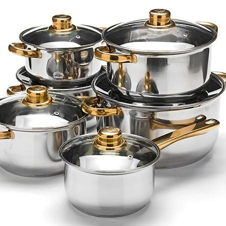 Набор посуды 12пр Mayer&Boch MB-25752