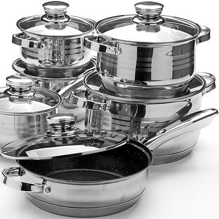 Набор посуды 12пр Mayer&Boch MB-26033