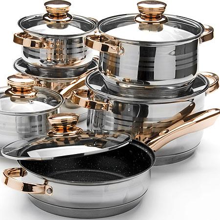 Набор посуды 12пр Mayer&Boch MB-26034