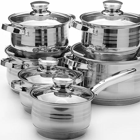Набор посуды 12пр Mayer&Boch MB-26035