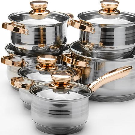 Набор посуды 12пр Mayer&Boch MB-26036