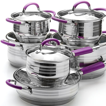 Набор посуды 12пр Mayer&Boch MB-26037