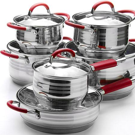 Набор посуды 12пр Mayer&Boch MB-26038