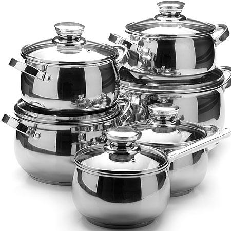Набор посуды 12пр Mayer&Boch MB-26040