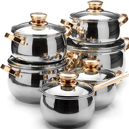 Набор посуды 12пр Mayer&Boch MB-26041