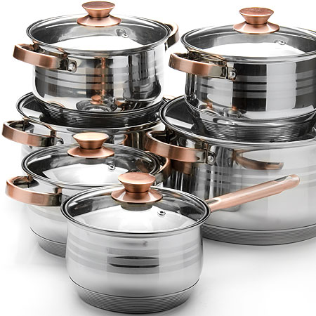 Набор посуды 12пр Mayer&Boch MB-26043