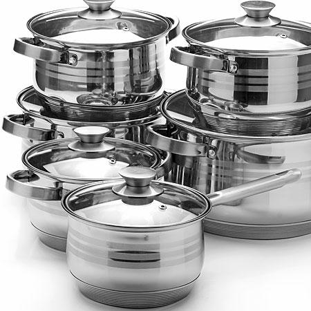 Набор посуды 12пр Mayer&Boch MB-26044