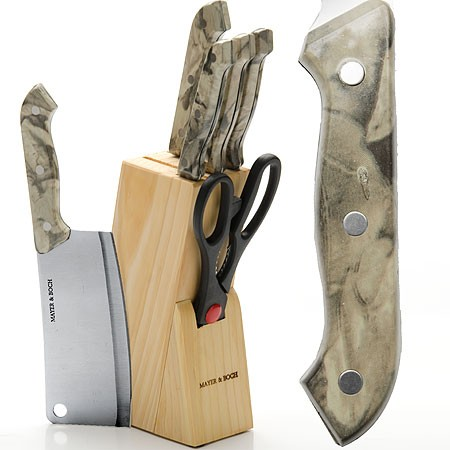 Набор кухонных ножей Mayer&Boch MB-396