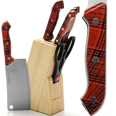 Набор кухонных ножей Mayer&Boch MB-397