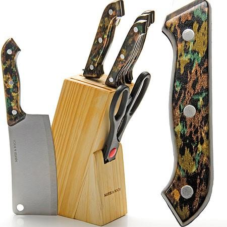 Набор кухонных ножей Mayer&Boch MB-481