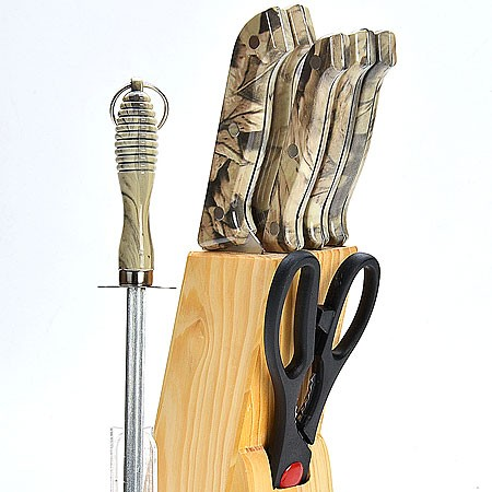 Набор кухонных ножей Mayer&Boch MB-495