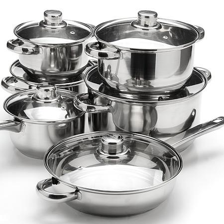 Набор посуды 12пр Mayer&Boch MB-6071