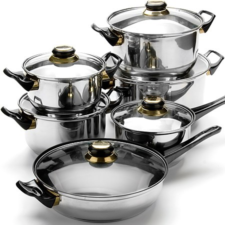 Набор посуды 12пр Mayer&Boch MB-6077